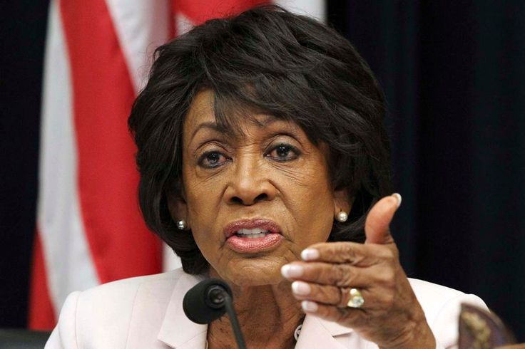 Maxine Waters Criticism