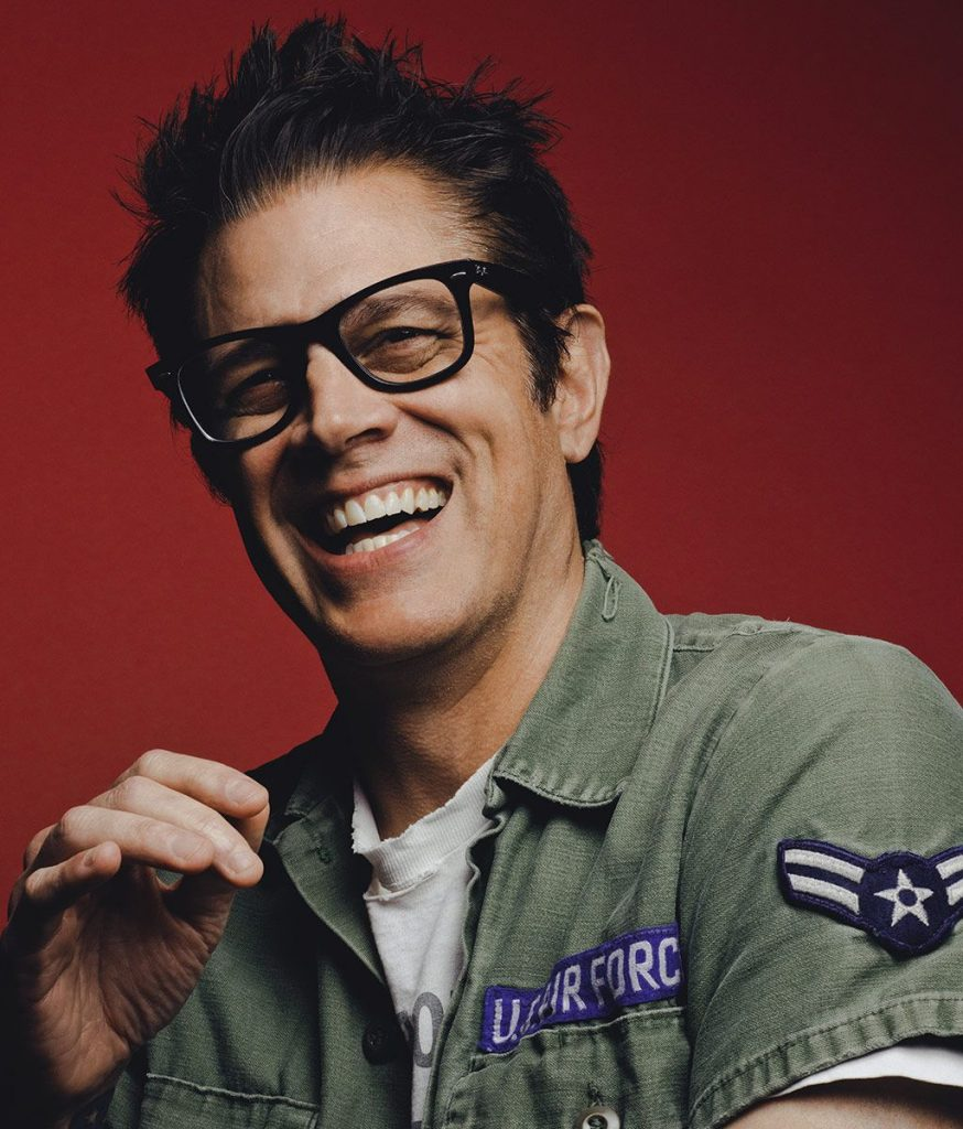 Johnny Knoxville Interesting facts