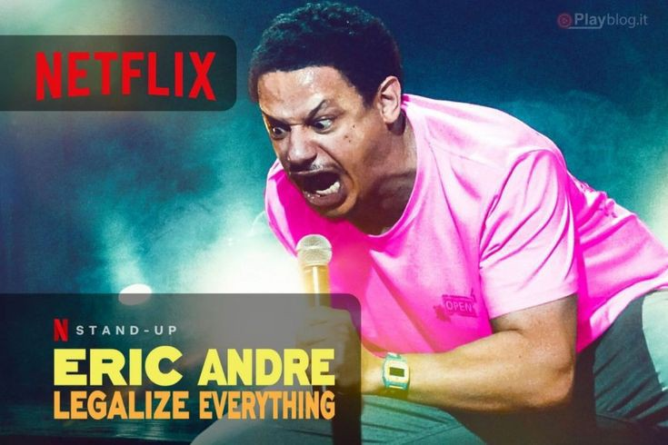 Andre on Netflix's Legalize Everything