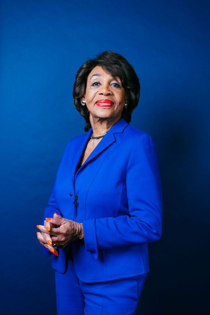 Maxine Waters Interesting Facts