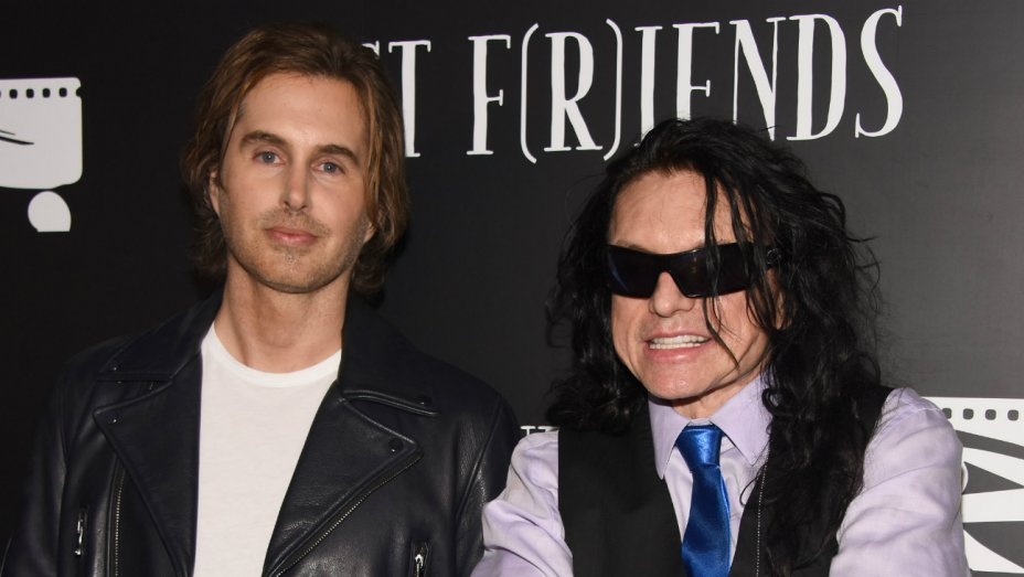 Tommy with Greg Sestero