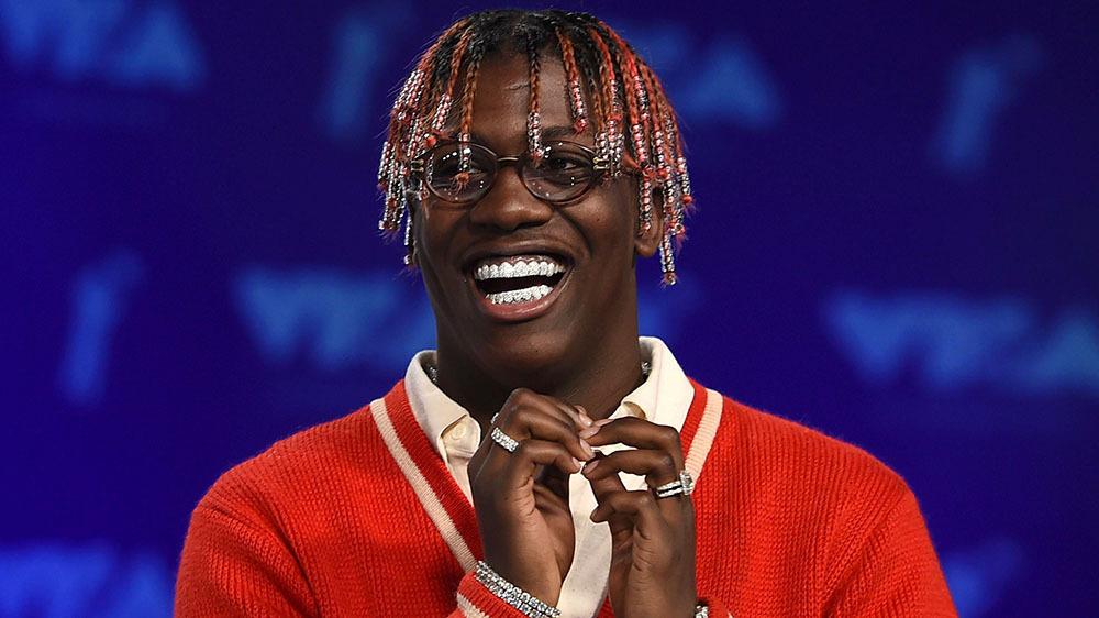 Lil Yachty at MTV Awards